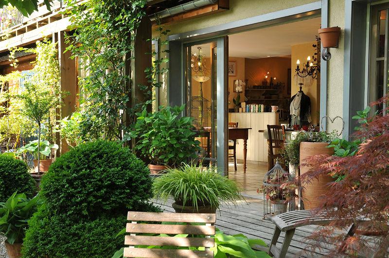 Das fr hst ck ambiance jardin for Ambiance jardin diebolsheim