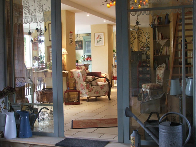 Ambiance jardin chambres d 39 hotes de charme et jardin en for Ambiance jardin diebolsheim